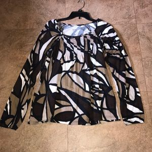 Blouse gently worn in perfect condition
